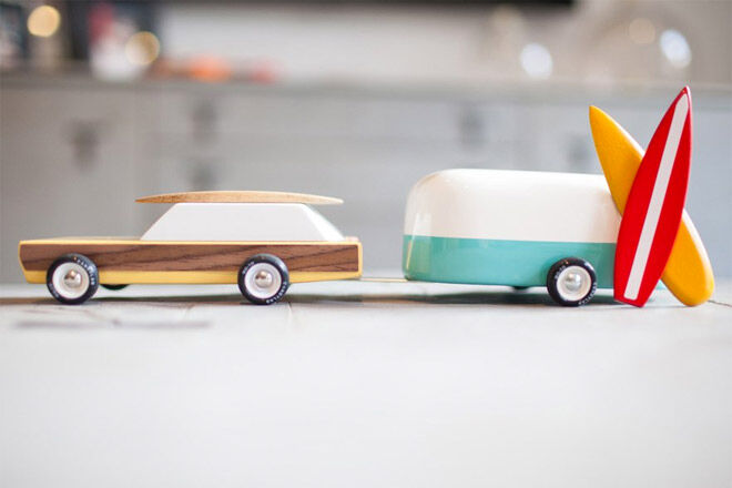 CandyLab Car and Caravan