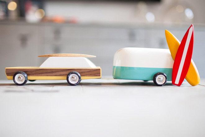 CandyLab Car and Caravan
