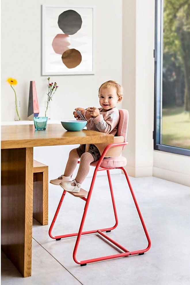 Food Catcher For Under High Chair
