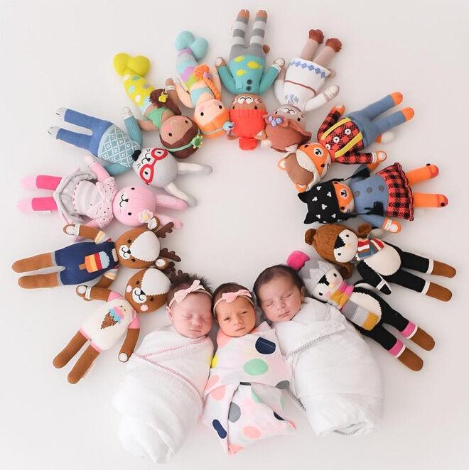 cuddle + kind soft dolls