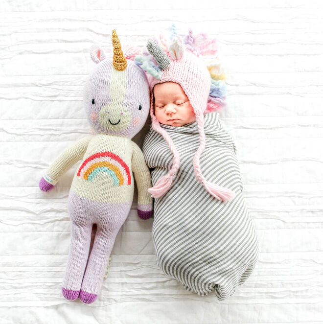 cuddle + kind unicorn doll