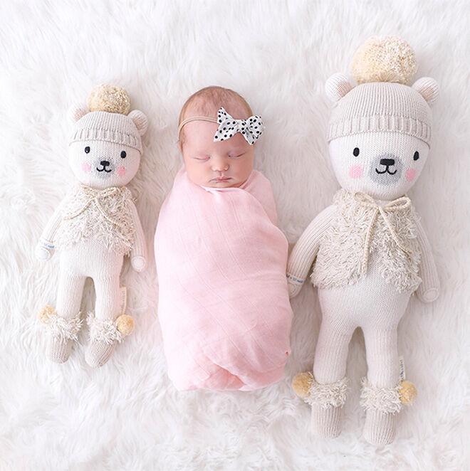 cuddle + kind bears doll