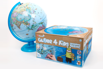 Micador Globe 4 Kids