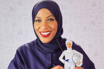 First hijab wearing Barbie