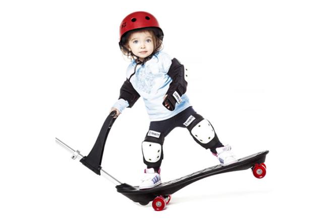 Ookkie skateboard for toddlers