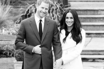 Prince Harry and Meghan Markle engagement announcement