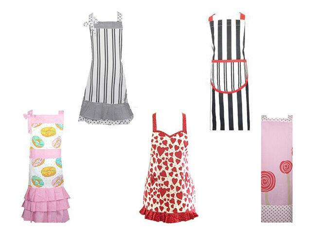 Sierra Rose children's pretend play kitchen essentials aprons