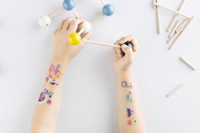 Tattyoo kids tattoos