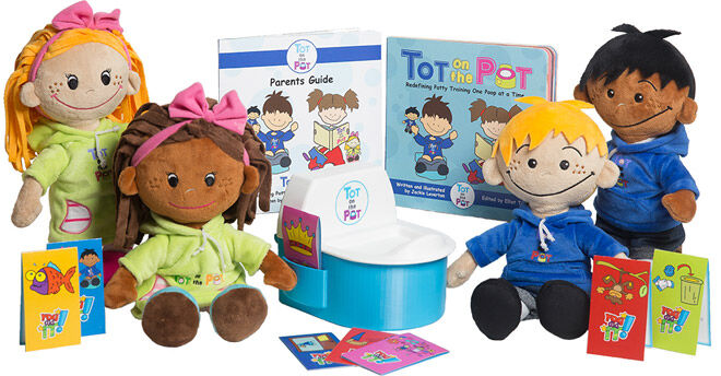 Tot on the Pot pack
