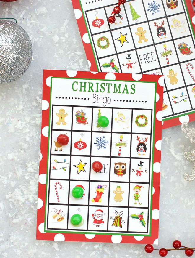 Christmas Eve games