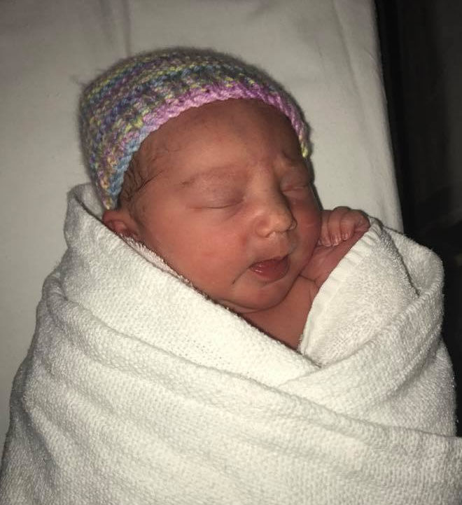 Lettie Stewart homebirth story
