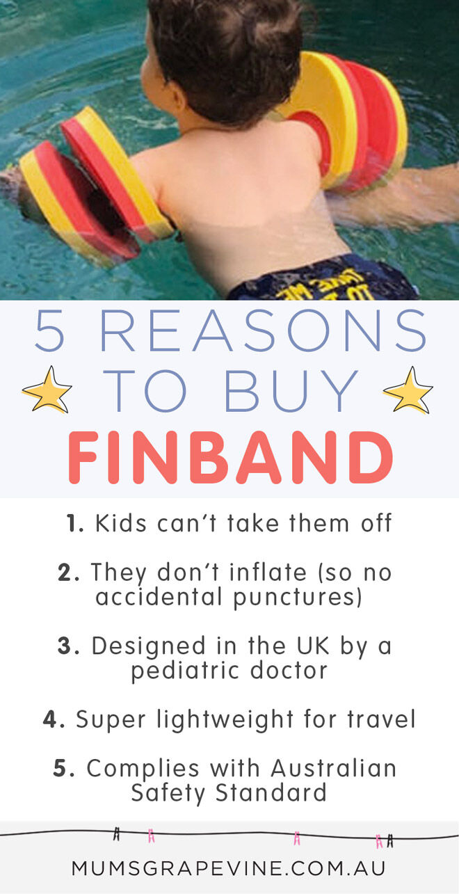 5 reasons to buy Finband