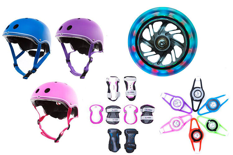 Globber scooter accessories