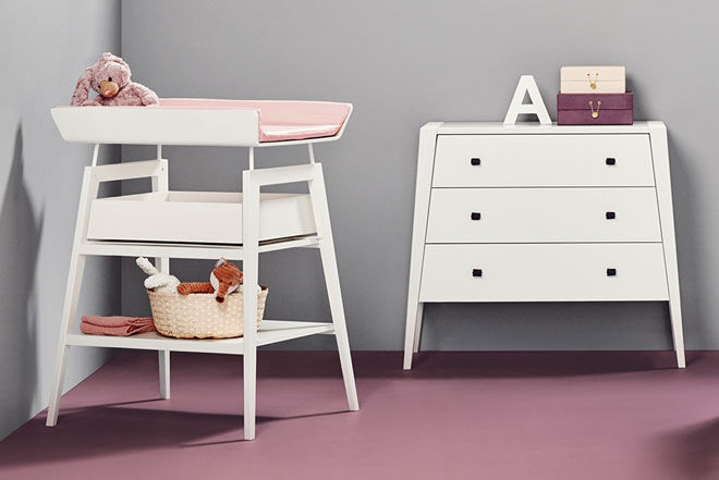 Leander Linea baby change table