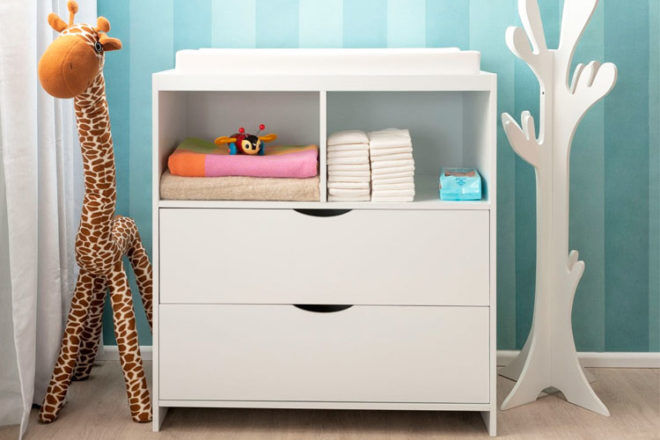 11 Dresser Change Tables With Oodles Of Storage