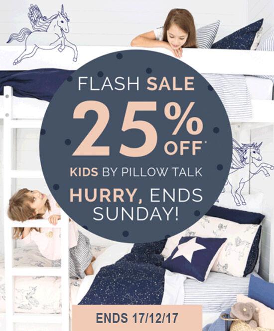 Pillow Talk sale coupon