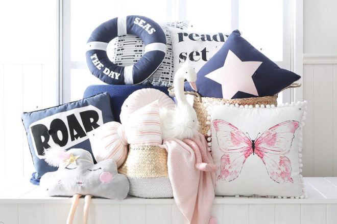 Pillow Talk Cushions