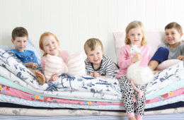 Pillow Talk Kids range