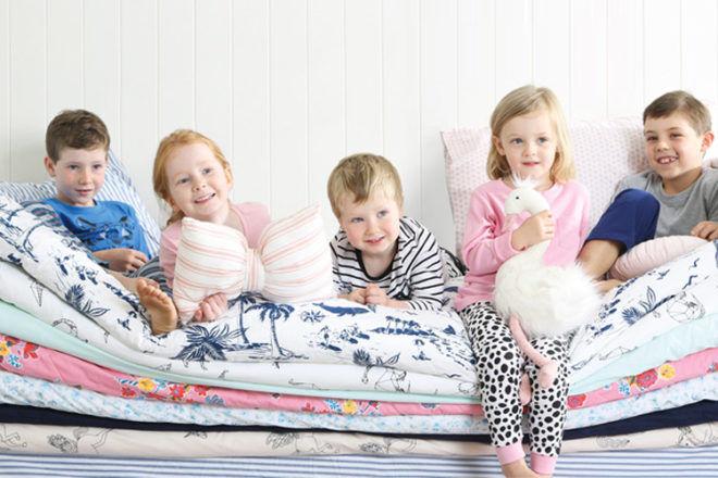 Pillow Talk Kids range