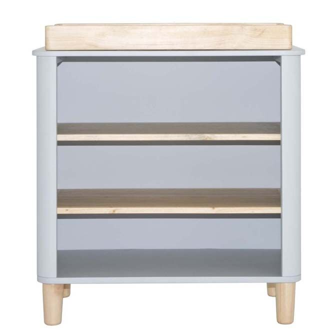 Incy Interiors Teeny Change Table with shelves