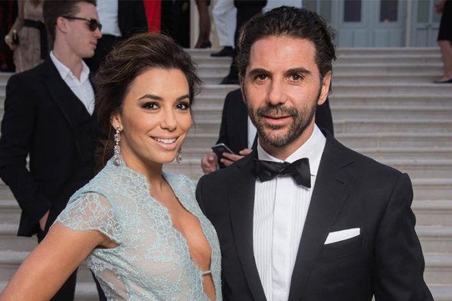 """Eva Longoria andJosé Antonio """"Pepe"""" pregnant"""