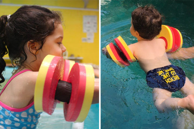 Finband flotation baby and kids