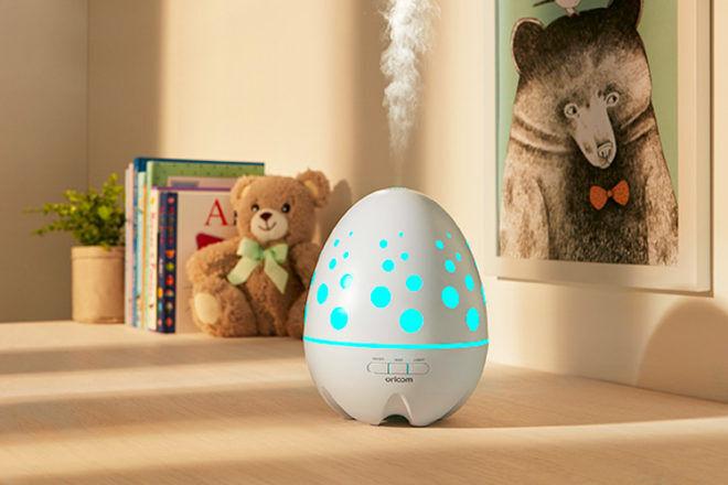 Oricom Aroma Diffuser Night Light for baby nursery