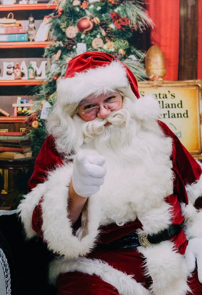 Santa's Wonderland at Northland Shopping Centre