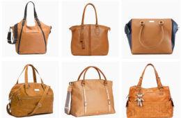 Ten best tan nappy bags