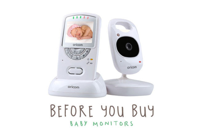 Before you purchase a baby monitor