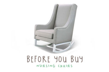 Nursing chairs guides