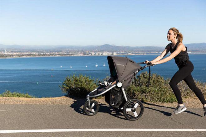 Bumbleride_run stroller