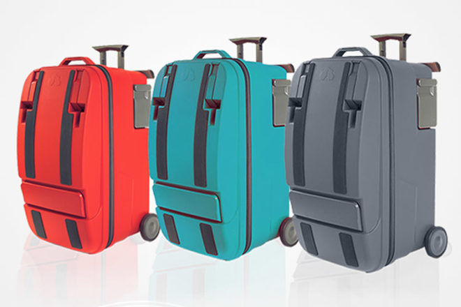 Canailles Dream 6 in 1 suitcase