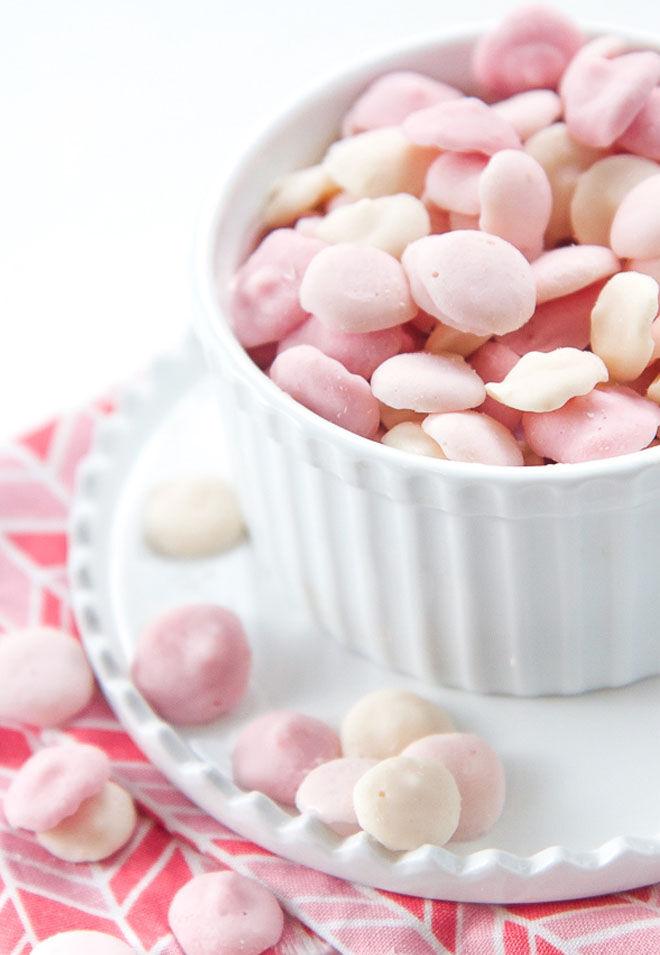 Healthy Frozen Yoghurt Bites