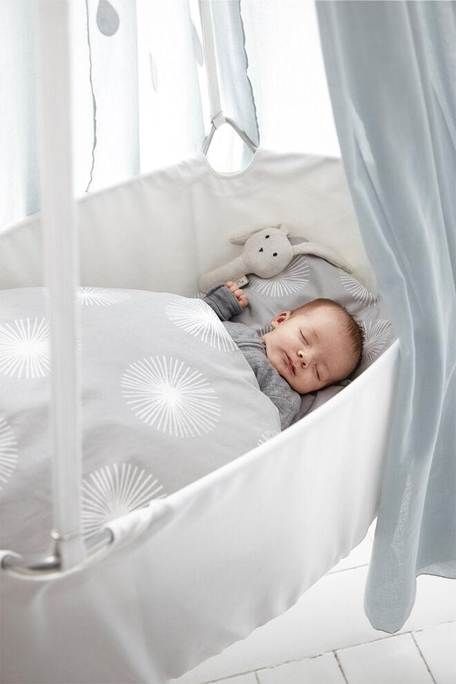 Leander Cradle for newborns
