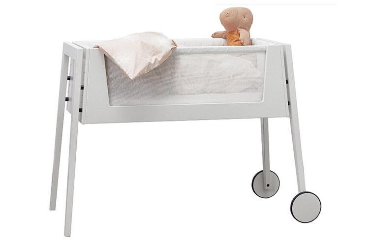 Linea by Leander side by side bassinet cosleeper
