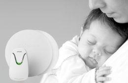 Oricom Babysense7 infant breathing movement monitor