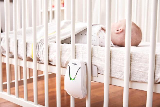 Oricom Babysense7 baby monitor