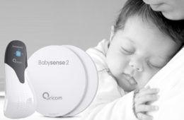 Oricom Babysense2 infant breathing sensor
