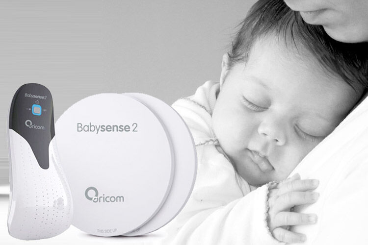 Oricom Babysense2 infant breathing sensor