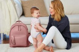Skip Hop Greenwich nappy backpack