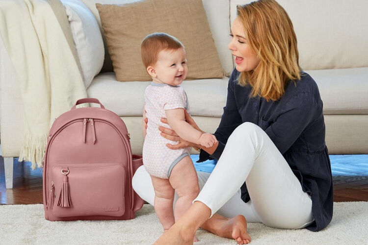 Skip Hop Greenwich nappy backpack