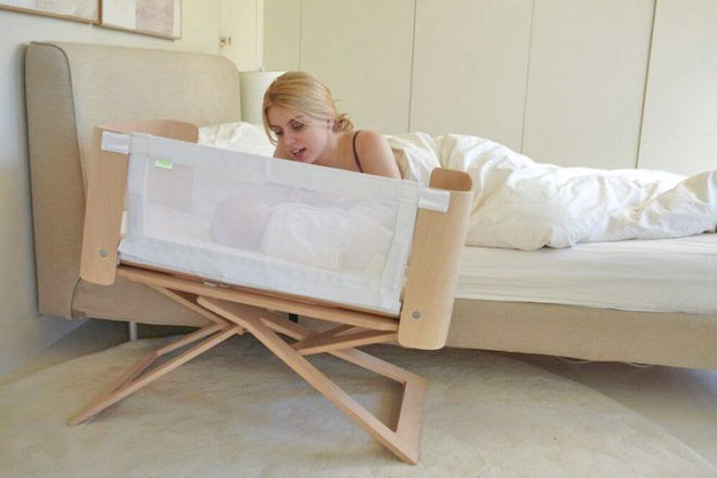 Bednest Co-sleeper bassinet