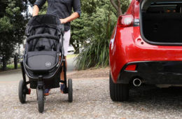 Oscar G3 by Edwards & Co stroller