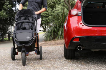 Oscar G3 by Edwards & Co stroller