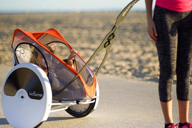 KidRunner pram jogging accessory