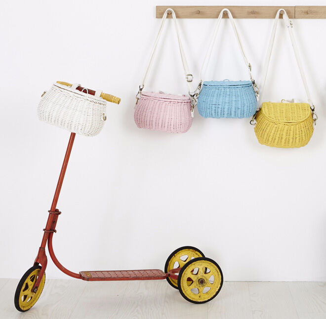 Olli Ella Minichari Kids Baskets