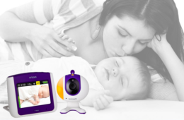 Oricom Secture870 video baby monitor