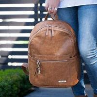 Vanchi backpack Nappy Bag