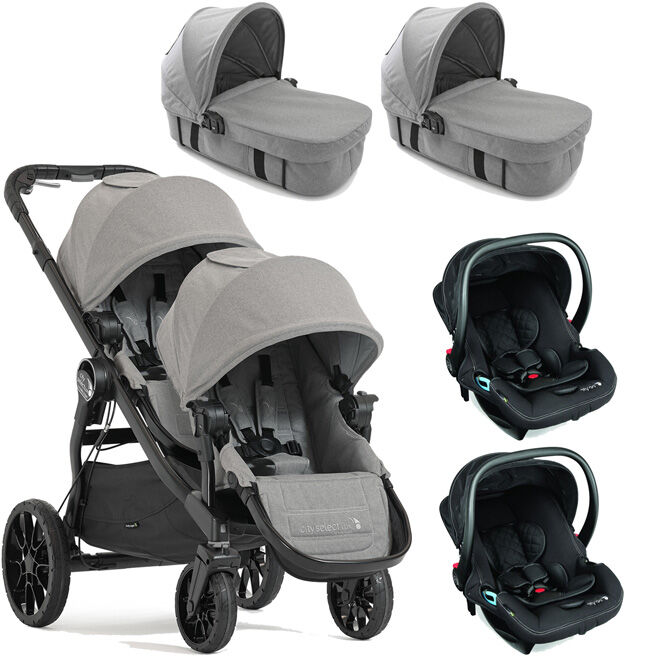 Baby Jogger City Select Pram & Carrycots